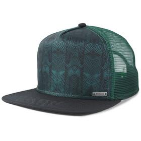 Prana Vista Trucker Hat Nori Green Akoa